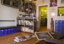 AllStyleTattoo Berlin Studio Wartebereich waitingroom